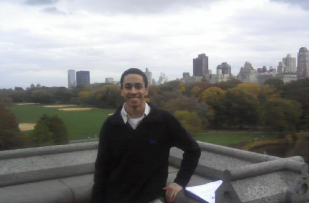 I took this after I interviewed 38 people in Central Park for the empirical part of my thesis