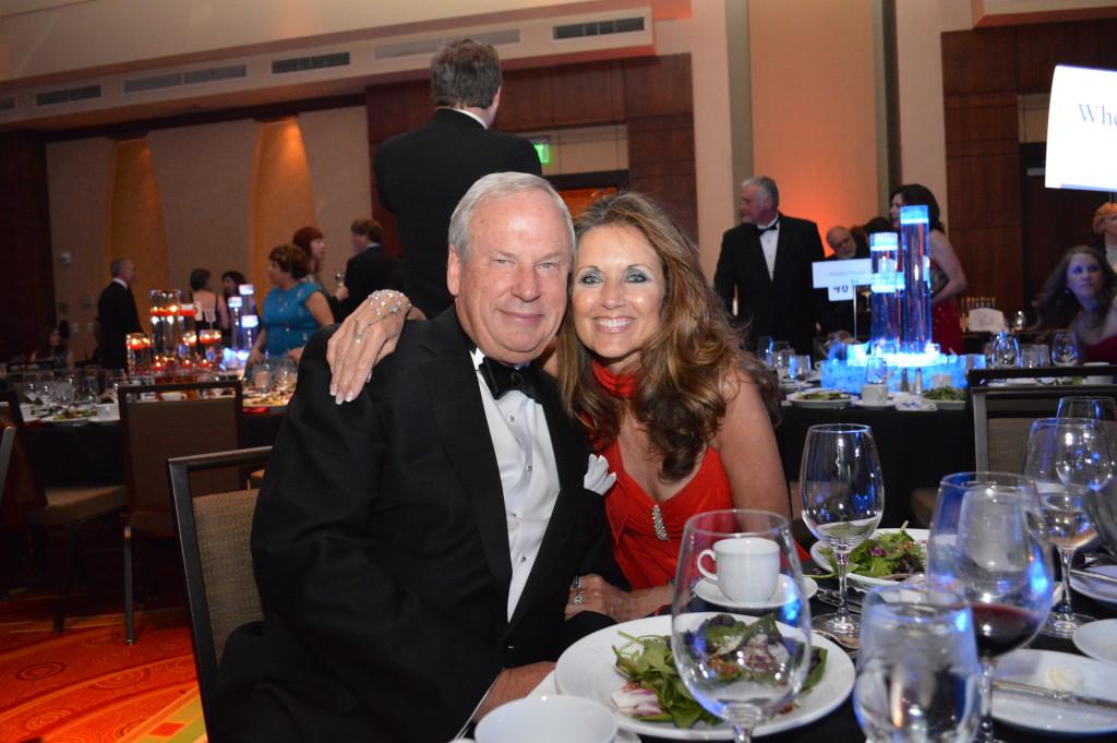 John Vaught and Angela Shepard