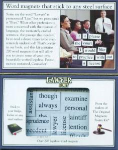 Lawyer Poet