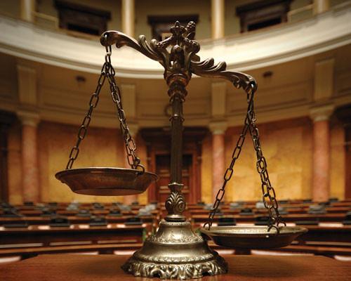 Gavel-Courtroom