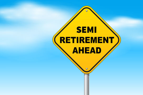 Semi-Retirement