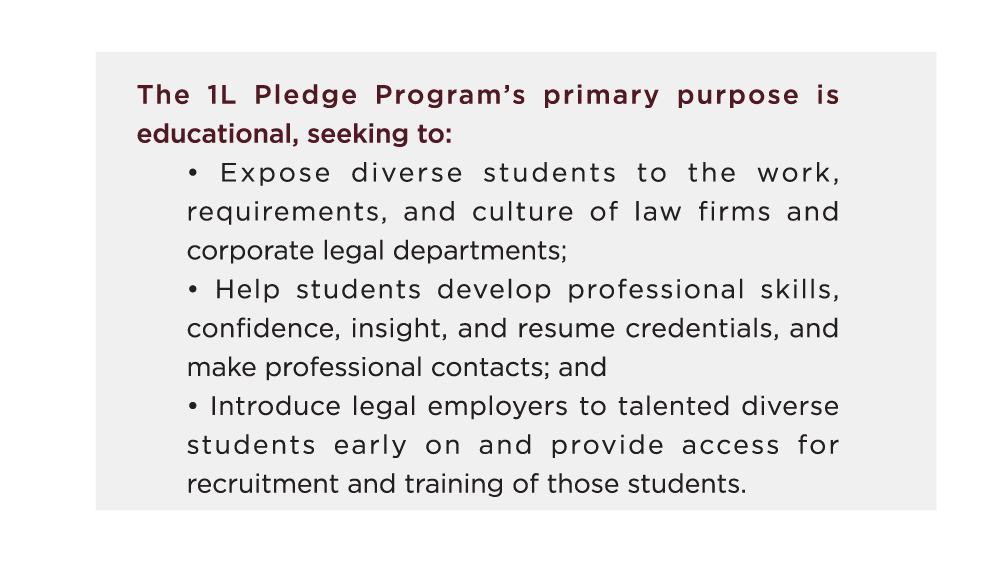 The Colorado Pledge To Diversity - The Docket