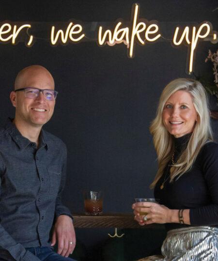 co-founders Billy & Christy Wynne